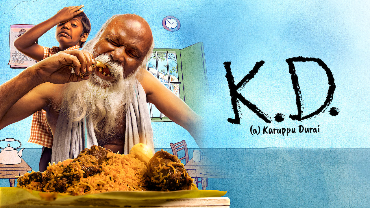 KD (A) Karuppudurai on Netflix UK