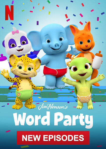 Word Party on Netflix UK